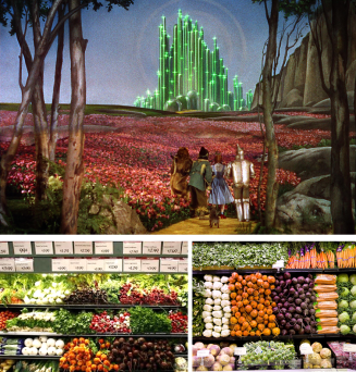 Whole foods or Emerald City?