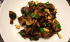 Mushrooms with rosemary and pine nuts - feature picture